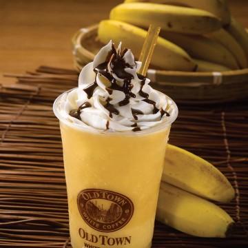 Banana Smoothie(Rp43)