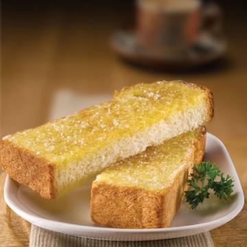 Crunchy Sugar Hainan  Toast(Rp28)