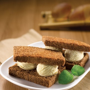Ice Cream Toast (single)(Rp18)