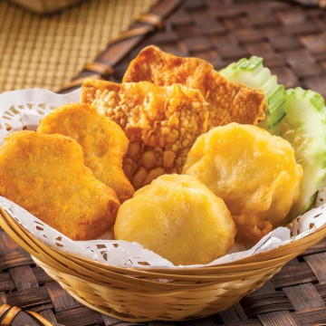 Mixed Fried Basket(Rp36)