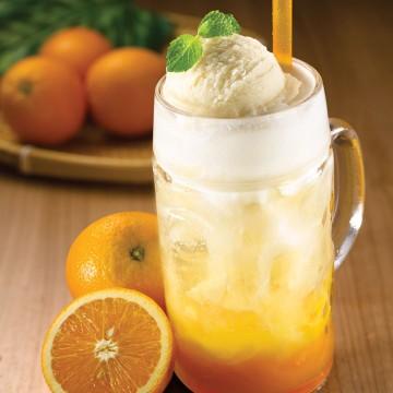 Orange Float(Rp33)